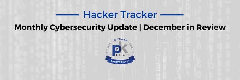 Hacker Tracker | December in Review