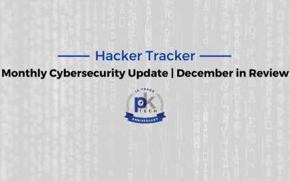Hacker Tracker | December in Review