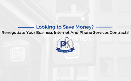 Looking to Save Money? Renegotiate Your Business Internet And Phone Services Contracts!