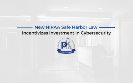 New HIPAA Safe Harbor Law Incentivizes Investment in Cybersecurity