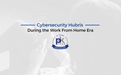 Cybersecurity Hubris During the Work From Home Era