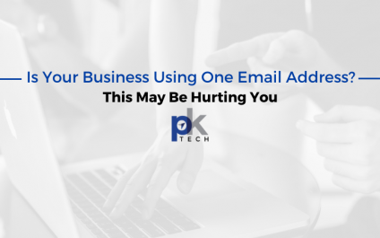 Is Your Business Using One Email Address? This May Be Hurting You.