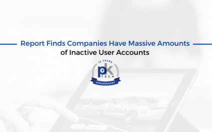 Report Finds Companies Have Massive Amounts of Inactive User Accounts