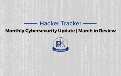 Hacker Tracker | March in Review