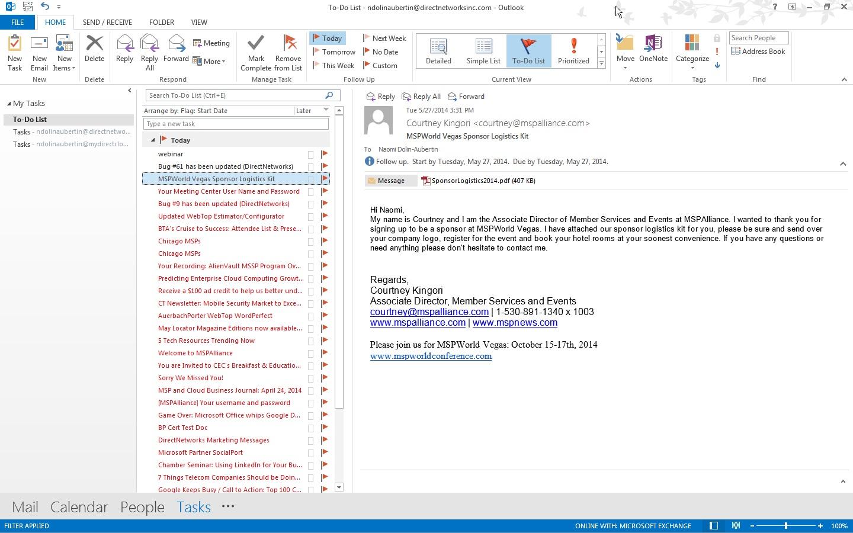 Microsoft Exchange Online - Madison, Milwaukee