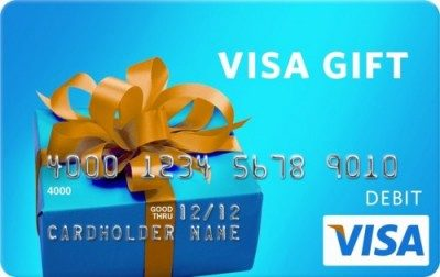 Win a Visa gift card in 5 minutes or less
