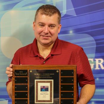 Brian J. O'Connor Award