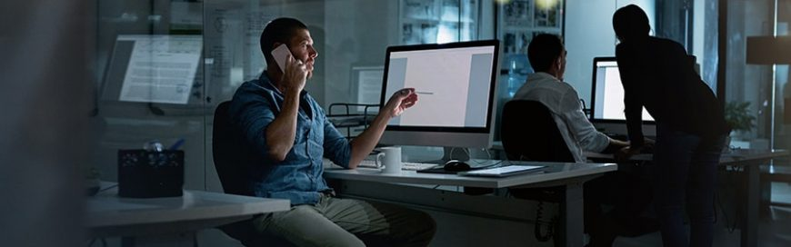 Beyond the re-start: Signs it's time to outsource your IT help desk