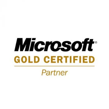 Microsoft Gold Certified Partner