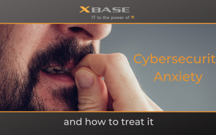 Cybersecurity anxiety and how to treat it