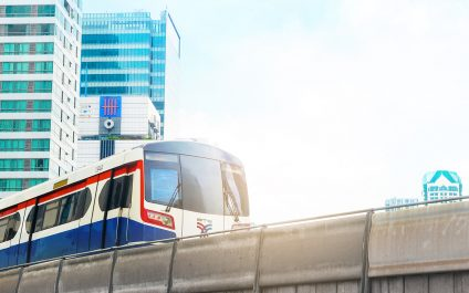 ส่องความคืบหน้ารถไฟฟ้าชานเมืองพร้อมคอนโดน่าสนใจ