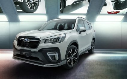 Subaru Forester GT Edition 2020 จากรถครอบครัวสู่สายสปอร์ตในราคาแสนเดียว!