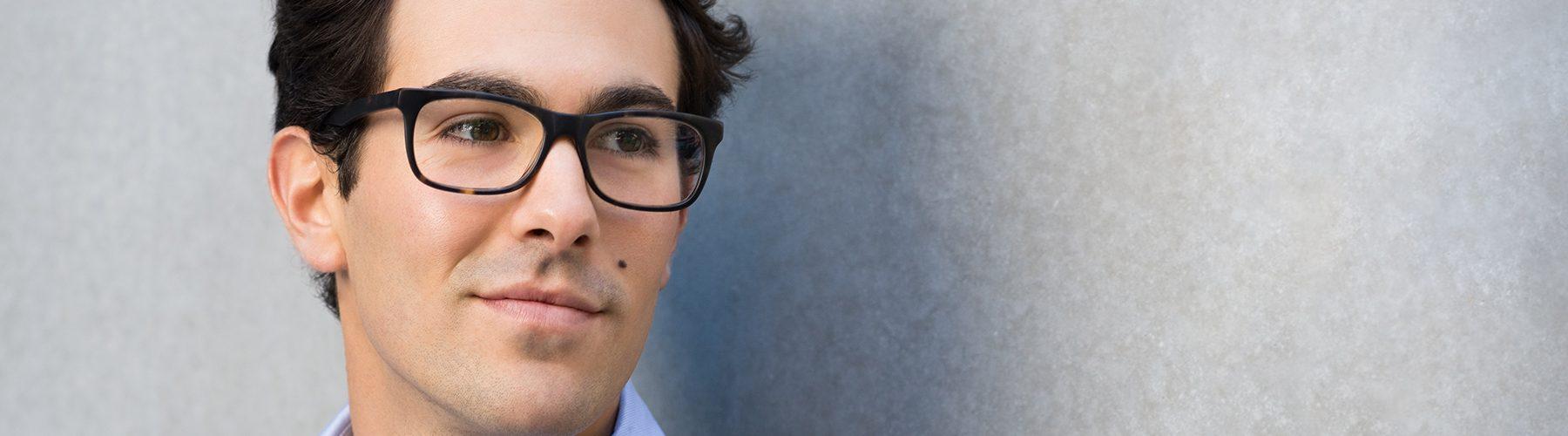เทคนิคเลือกแว่นตาให้เข้ากับรูปหน้า