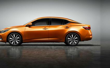 Nissan Sylphy โฉมใหม่ 2020 เน้นความสปอร์ต คาดเข้าไทยปีนี้