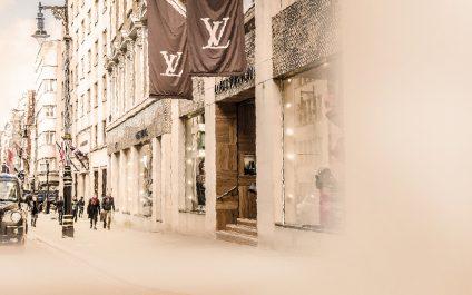 LV bag artist collection