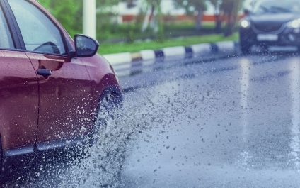 เคล็ด(ไม่) ลับ! 5 วิธีดูแลรถช่วงหน้าฝนให้ใหม่ ขายได้ราคาดี!