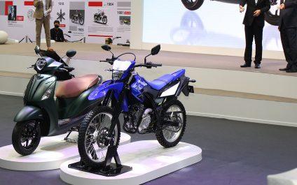 7 มอเตอร์ไซค์เปิดตัวใหม่น่าซื้อประจำงาน Motor Show 2020