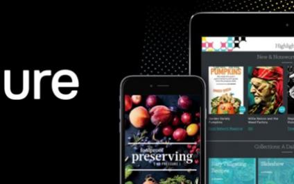 Apple Acquires Magazine Hub, Texture