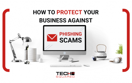 How small businesses can protect themselves against phishing scams