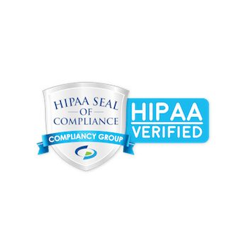HIPAA Seal of Compliance Verification