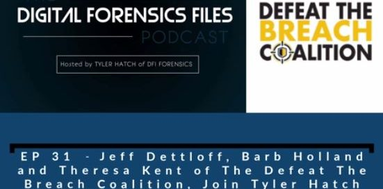 [Podcast] The Digital Forensics Files – Why start an Awareness Movement?