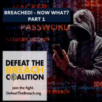 Your Organization was breached! Now what? (Part 1 of 4)