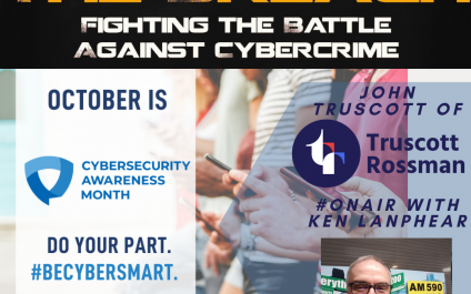 Defeat The Breach Featured on WKZO for CyberSecurity Awareness Month