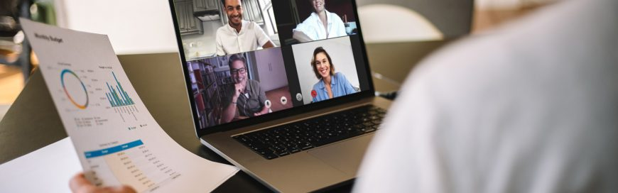 Benefits of cloud services for remote working