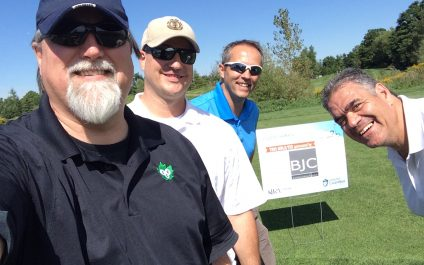 Fun at the Guelph Chamber Golf Tourney 2015