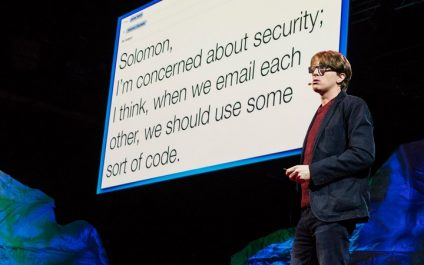 TedTalk – James Veitch – This is what happens when you reply to spam email