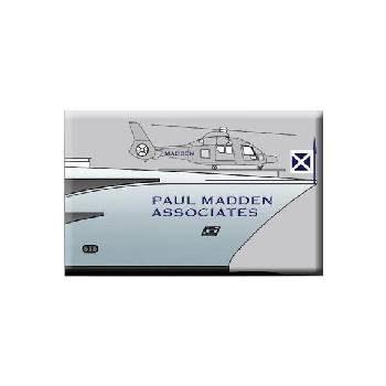 Paul Madden, Paul Madden Associates