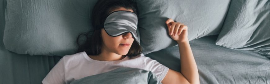 What is a CPAP machine, and how does it improve sleep quality?