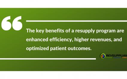 Elements of a strategic CPAP resupply program