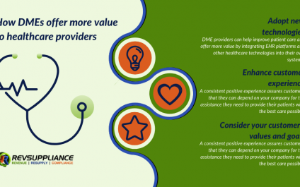 How DMEs offer more value to healthcare providers