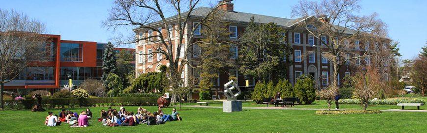 ฟรีสัมมนาและสมัครเรียนต่อ ตรี-โท กับ Adelphi University