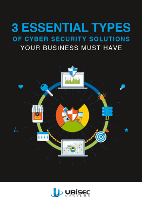 LD-UbisecSystems-3-Essential-types-of-Cyber-Security-Solutions-eBook-Cover