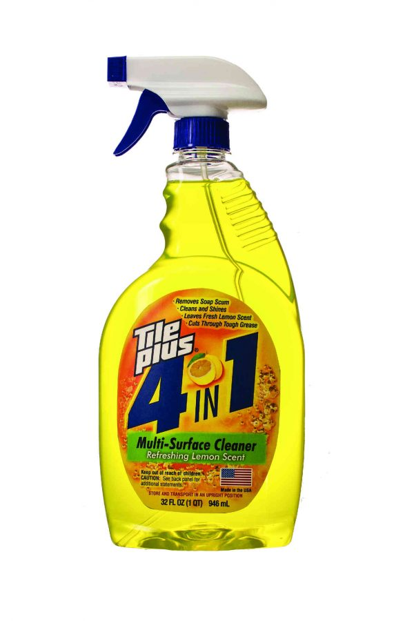 Tile Plus 4 In 1 Multi Surface Cleaner Clearwater St