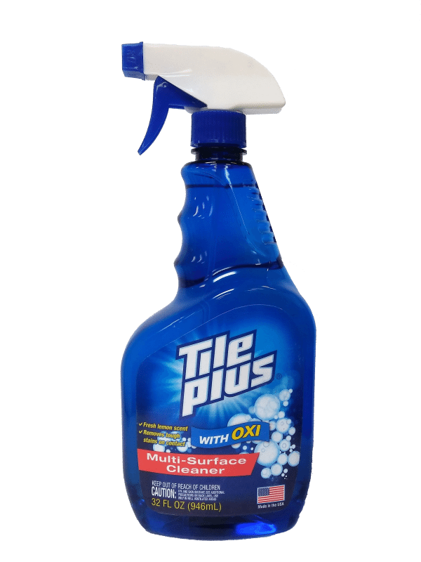 Tile Plus Multi Surface Cleaner With Oxi Clearwater St