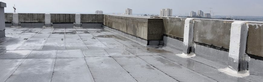 The most common commercial roof problems
