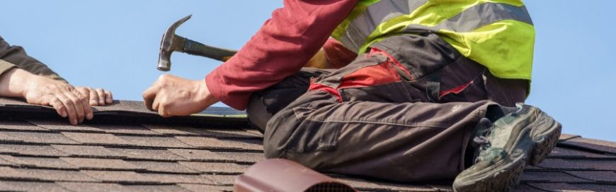 What are the most common types of roof repairs?