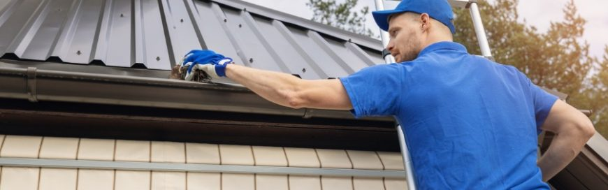 How do I prepare my home for a roof replacement?