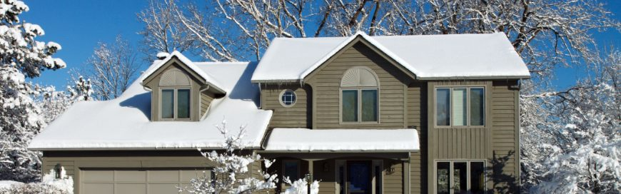 Roof maintenance and repair tips for winter: A checklist