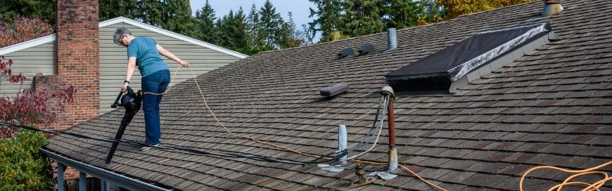 7 Tips for proper roof cleaning