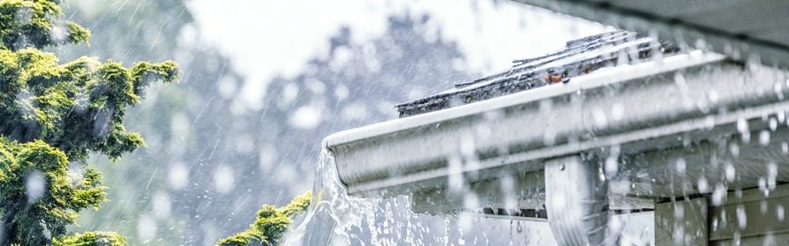 Here comes the rain again: Tips for waterproofing your roof