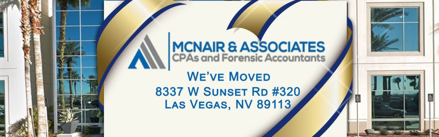 We've Moved to a New Las Vegas Location!