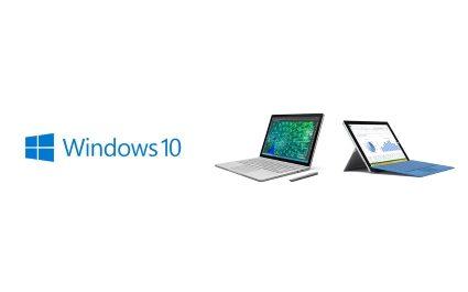 Microsoft unveils new Windows 10 devices