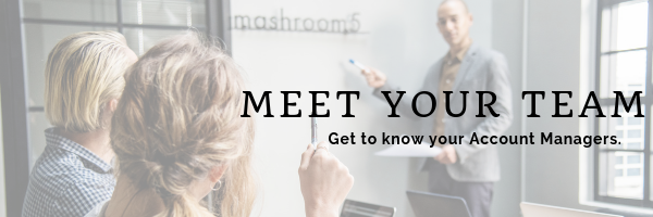 Get To Know Your Account Managers at Adept Solutions