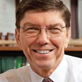 Remembering Clayton Christensen