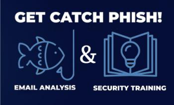 Your Team's New Sport --Catching Phish