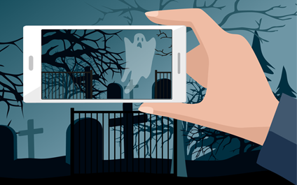 Cyber Security Awareness Month: Scary Mobile Devies